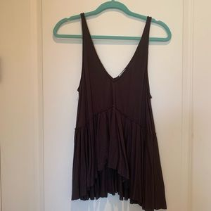 Urban Outfitters Brown Tank